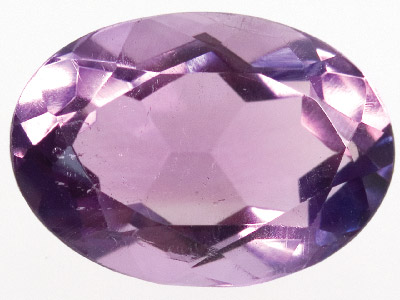 Amethyst, Oval, 14x10mm