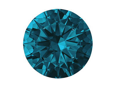 Swarovski Nano Pure Brilliance Rundschliff 250mm London Dunkelblau