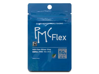 Precious Metal Clay Pmc Flex 55,8gfeinsilber Clay