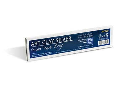 Art Clay-papier Typ Lang 15g 40 X 200mm