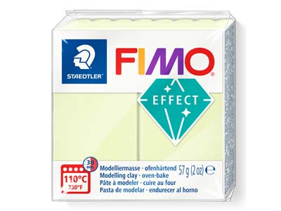 Fimoeffect 57gblock Pastellfarbe Vanille Fimo Farbe Nr. 105