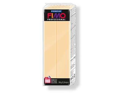 Fimo Professional Champagner 350g Polymer Clay Block Fimo Colour Reference 02