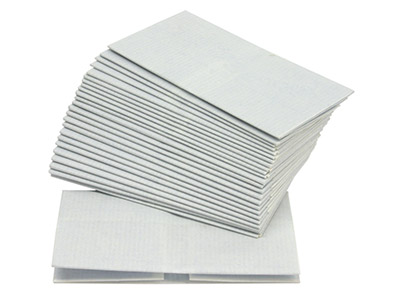 Diamantpapier, 25er-pack