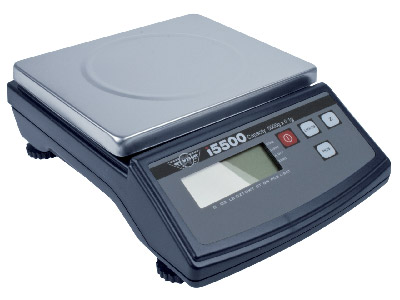 My Weigh 5500 Digitale Küchenwaage 55kg