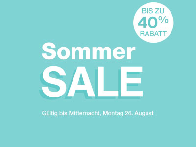 Sommer Sale bei Cooksongold